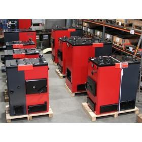 Katel Veto 30 kW ja põleti Veto Mat 40 kW