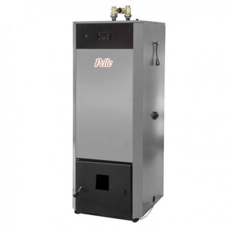 Pellet boiler PELLE 165 l