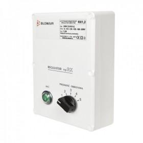 Kalorifeeri kiirusregulaator RX 5 käiku 1,2 A