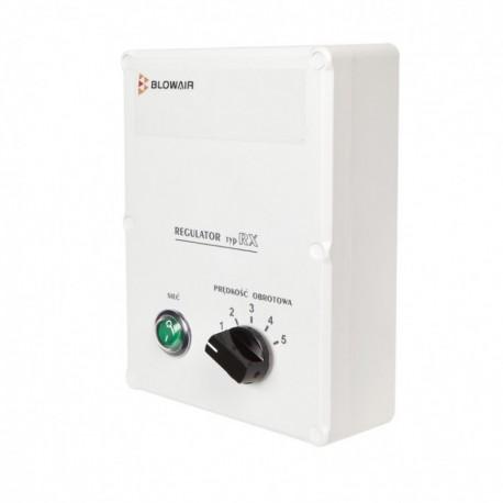 Kalorifeeri kiiruseregulaator RX 5 käiku 3 A