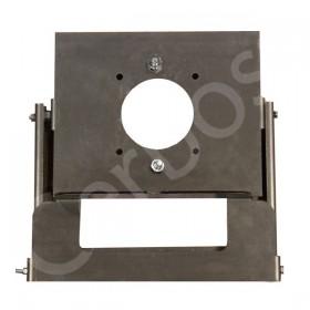 Pellet burner device for Haret boiler