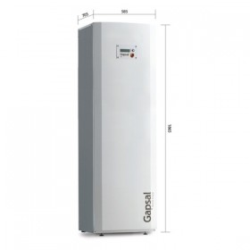 Maasoojuspump Gapsal Compact 8 kW