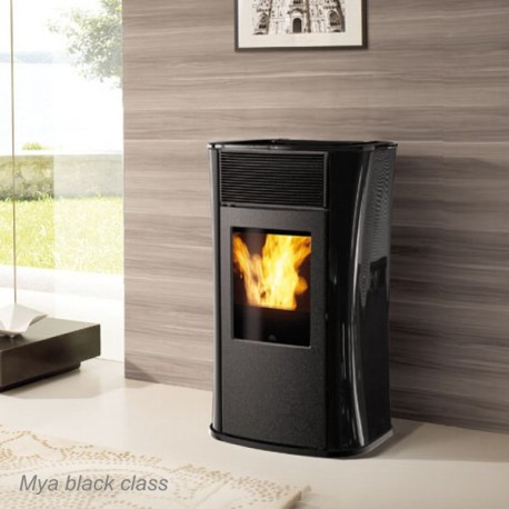 Stove MYA glass 6 kW