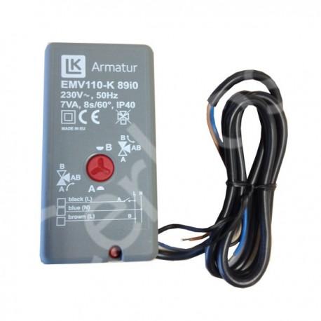 Actuator EMV 110, LK 525 MultiZone 3W