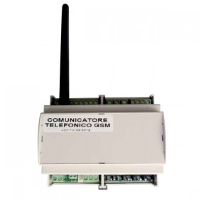 GSM dialler Edilkamin