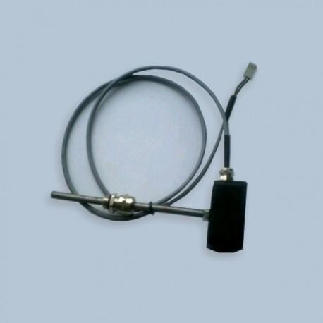 Sensor for pellet burner