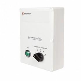 Kalorifeeri kiirusregulaator RX 5 käiku 0,6 A