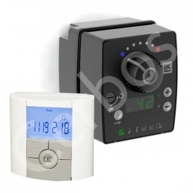 Temperature controller LK 130 SmartComfort RT