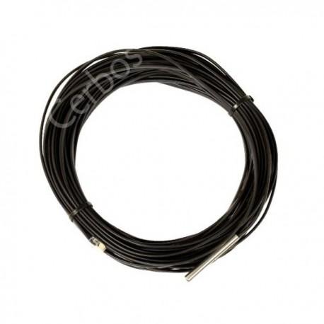 Outdoor temperature sensor 15 m cable