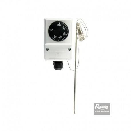 Suitsugaasi termostaat (kapillaartermostaat) 0-300 °C karbiga