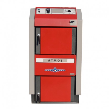 Wood gasification boiler Atmos DC 40 GD