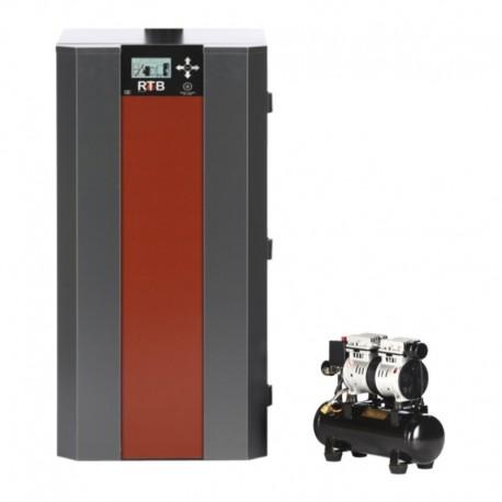 Pelletikatel RTB 30 kW