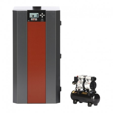 Pelletikatel RTB 10 kW