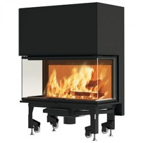 Fireplace WINDO3 85, 12 kW Edilkamin