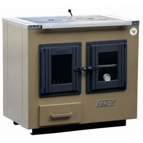 Wood cooker Kalvis KO2A-1, 14 kW