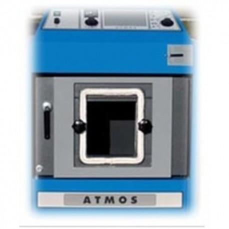 Atmos boiler door