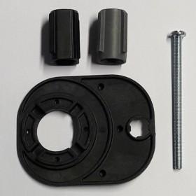 Kinnitus/adapter ESBE 3T-ventiilile