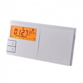 Lämpöpuhaltimen ohjelmoitava huonetermostaatti Reventon HC