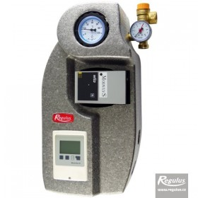 Pumbagrupp S1 Solar + regulaator STDC E, Regulus