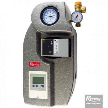 Solar Pump Station S1, STDC E, controller, Regulus