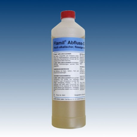 Liquid drain cleaner Flamil Abfluss-Cleaner