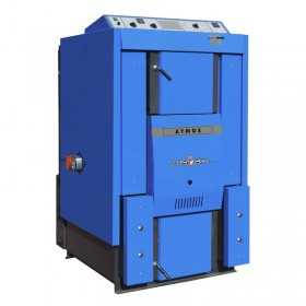 Wood gasification boiler Atmos DC105S