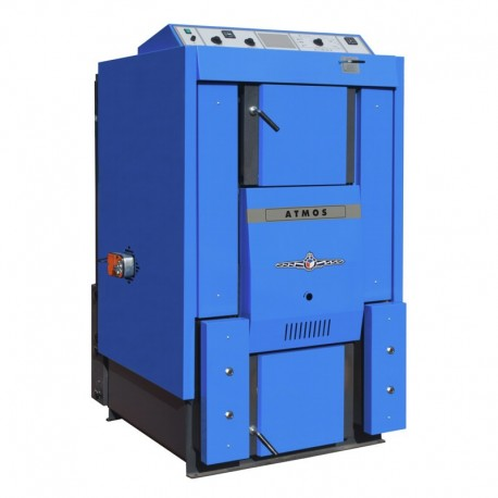 Wood gasification boiler Atmos DC150S