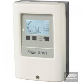 Automaatika Solar SRS3 E regulaator, Regulus
