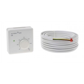 Floor heating thermostat Automix 10 RC for Automix 10
