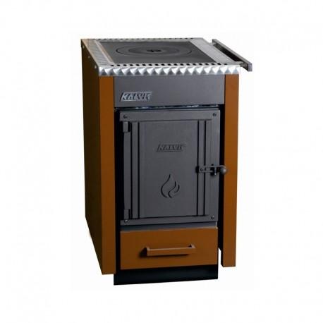 Pliit Kalvis KO2-N, 14 kW pruun