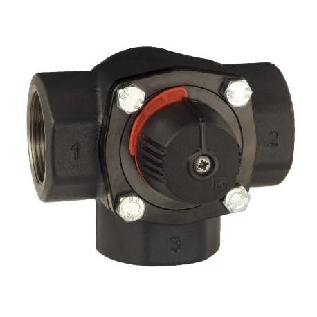 3 T ventiil - kolmiksegisti D40, Kvs 24, malm, LK 845 ThermoMix