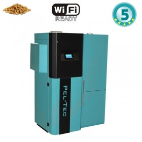 Pellet boiler Centrometal PelTec E lambda, 12 kW