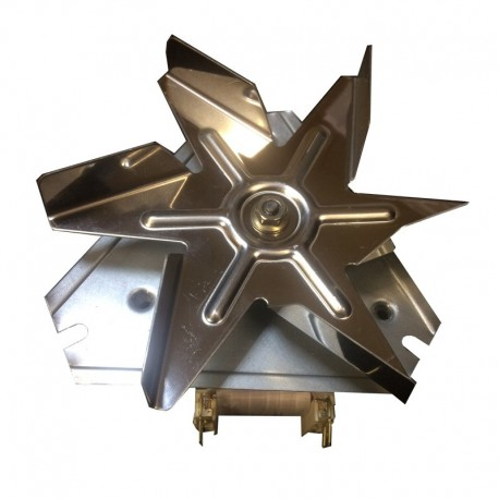 Suction fan for Pelle boiler