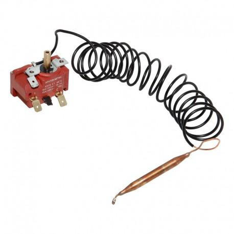 Atmos regulating boiler thermostat – controls fan