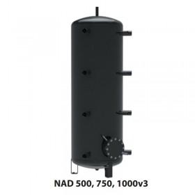 Akumulatsioonipaak 500 l, Dražice NAD 500 v