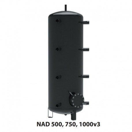 Varaaja 500 l, Dražice NAD 500 v3