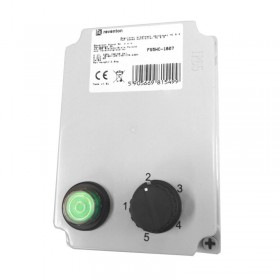 Kiirusregulaator HC 5A kalorifeerile Reventon