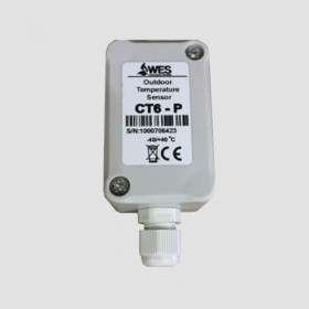 Outdoor temperature sensor KIPI CT6-P