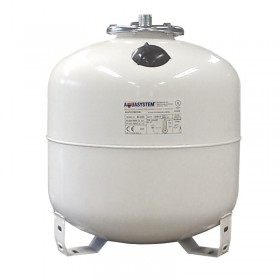 Expansion vessel 35 l, solar, Aquasystem VSV35