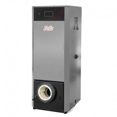 Pellet boiler PELLE for KIPI burner