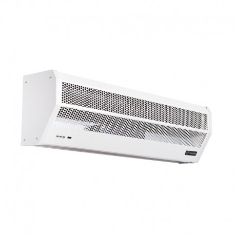Electric heated air curtain 2m, 14 kW Reventon