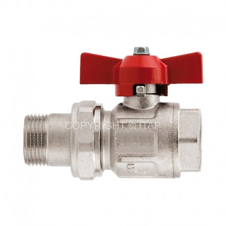 "Ball valve 1 1/4"" IDEAL ITAP"
