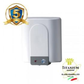 Sähkökäyttöinen lämminvesivaraaja 15 l, Bandini A15 SP