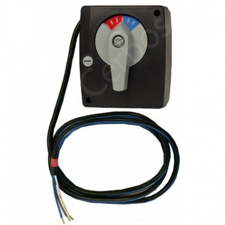 Mootor 3 T ventiilile, 24 VDC/AC, 5Nm, LK 950