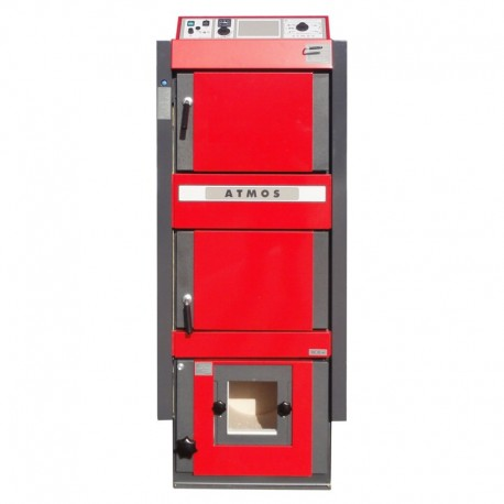 Atmos wood gasification and pellet boiler DC 25 SP