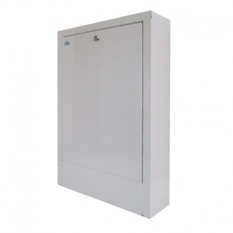 Manifold on-wall cabinet