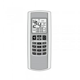 Remote control Centrometal stove CentroPelet Z6 Z8 Z12