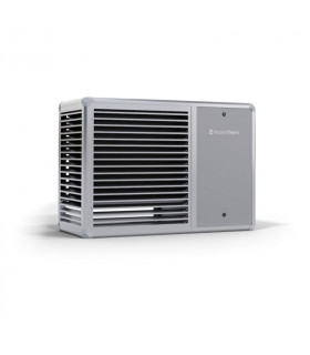 Air-Water heat pump BoxAir Inverter 22I, Standard 2-7 kW Master Therm