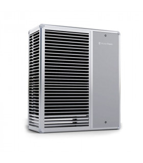 Air-Water heat pump BoxAir Inverter 37I, STANDARD 5-17 kW Master Therm