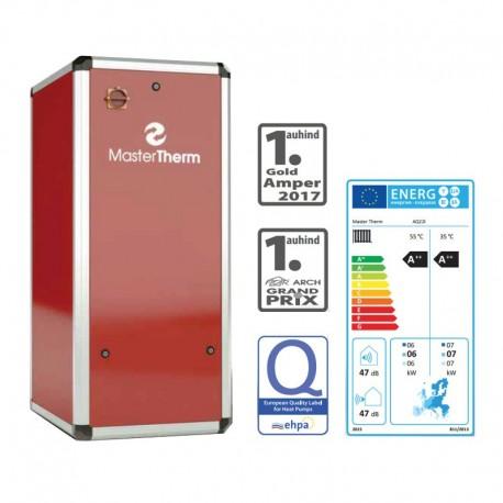 Ground source heat pump AquaMaster Inverter 30I STANDARD 4-12 kW Master Therm